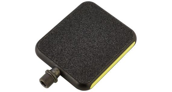 Moto Reflex Pedalen geel/zwart